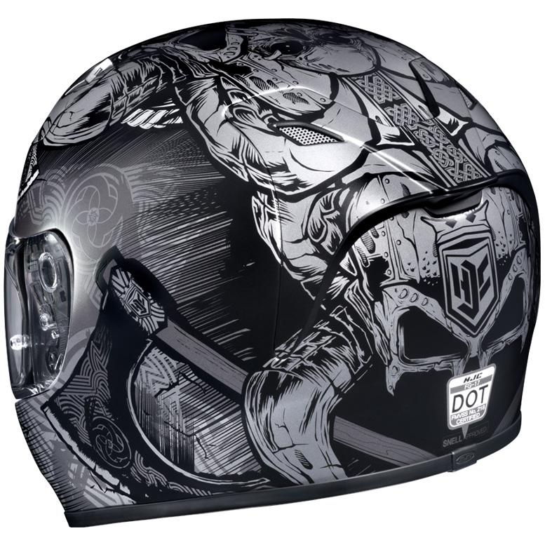Fg 17 Valhalla Hjc Helmets Official Site
