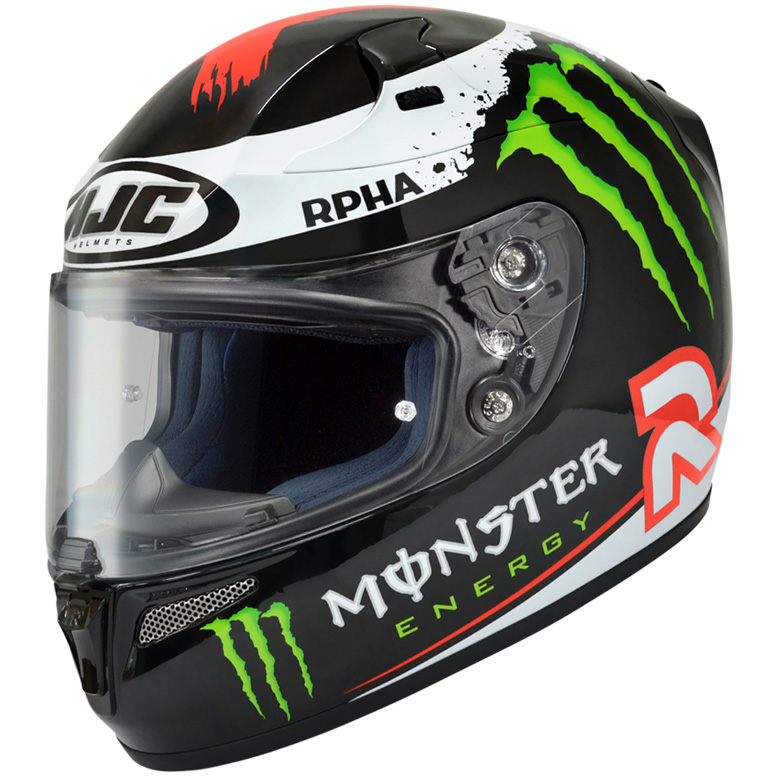 rpha 10 jorge lorenzo replica hjc helmets official site. Black Bedroom Furniture Sets. Home Design Ideas