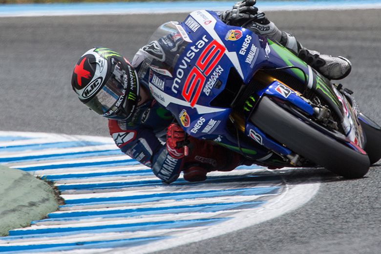 Jorge Lorenzo Claims A Victory At The Spanish Motogp