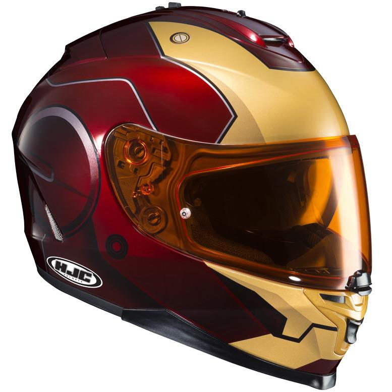 is 17 iron man hjc helmets official site. Black Bedroom Furniture Sets. Home Design Ideas